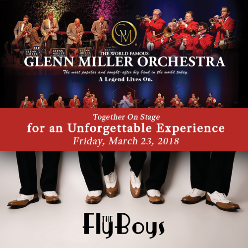 The Glenn Miller Orchestra with The Flyboys thumbnail image
