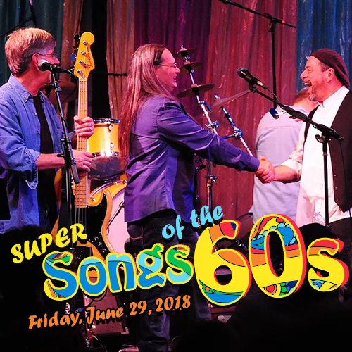 Super Songs of the 60's thumbnail image image