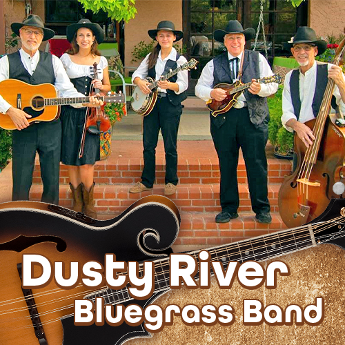 Dusty River, Bluegrass Band image