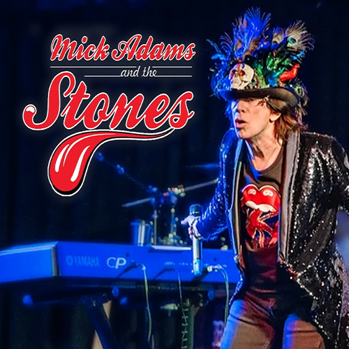 Mick Adams & The Stones image